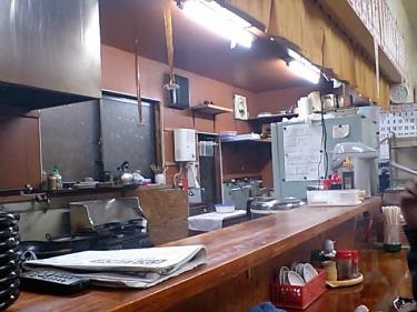 屋台ラーメン店内雰囲気