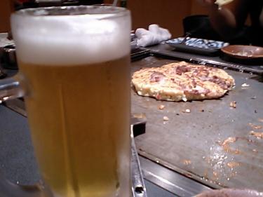 ビールがよく合う