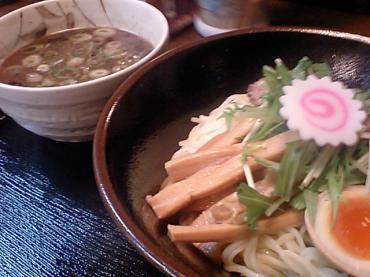 あきん亭つけ麺